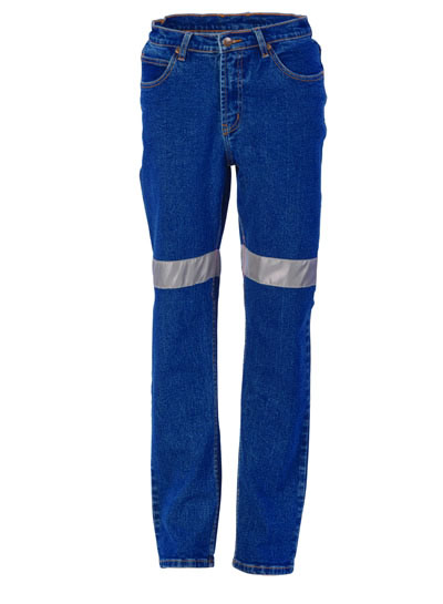 3339 Ladies Taped Denim Stretch Jeans