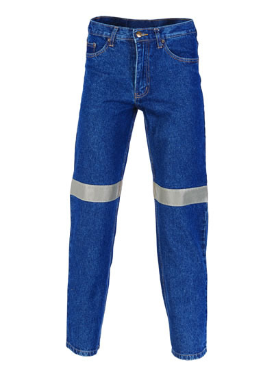 3347 Taped Denim Stretch Jeans