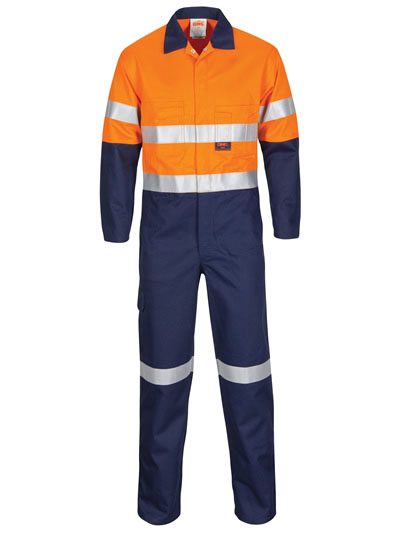 3426 Patron Saint Flame Retardant Coverall with 3M F/R Tape