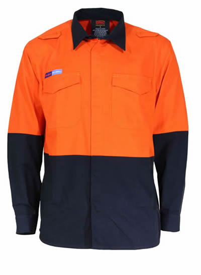 3441 Inherent FR PPE1 2T L/W Shirt