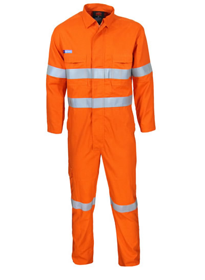 Inherent FR PPE2 D/N Coveralls