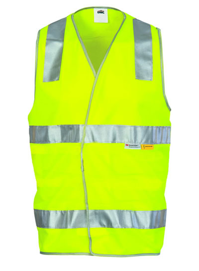 3803 Day/Night Hi Vis Safety Vests