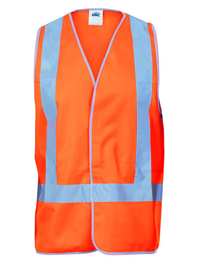 3805 Day/Night Cross Back Safety Vests