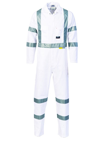 3856 RTA Night Worker Coverall with 3M 8910 R/Tape